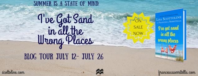 Beach Blog Tour 1