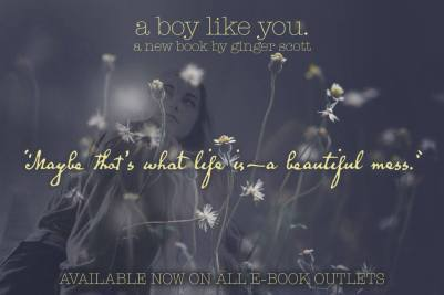 A boy like youT