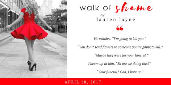 Walk of Shame teaser