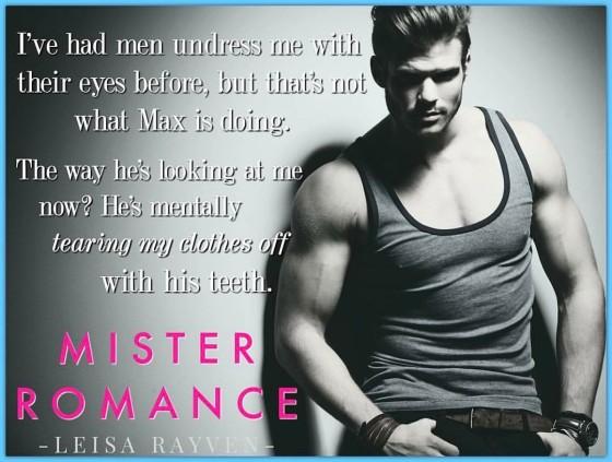 Mister Romance Teaser