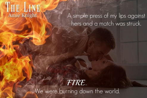 The Line Teaser Fire