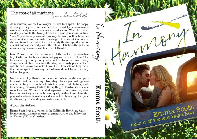 In Harmony COVER WRAP