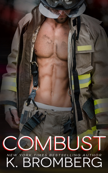 COMBUST by K. Bromberg EBOOK
