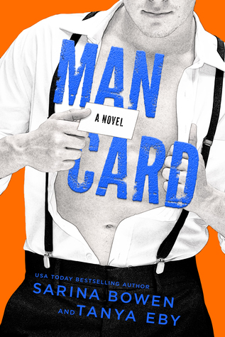 Man Card Cover