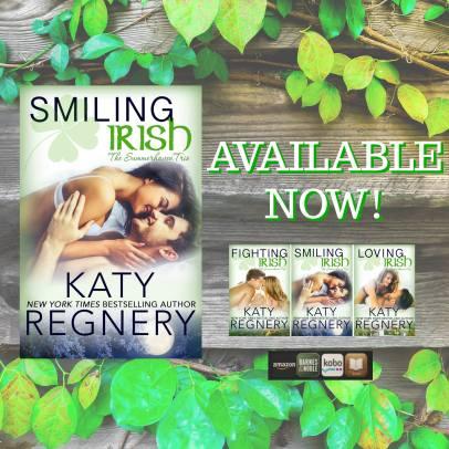 Smiling Irish T1